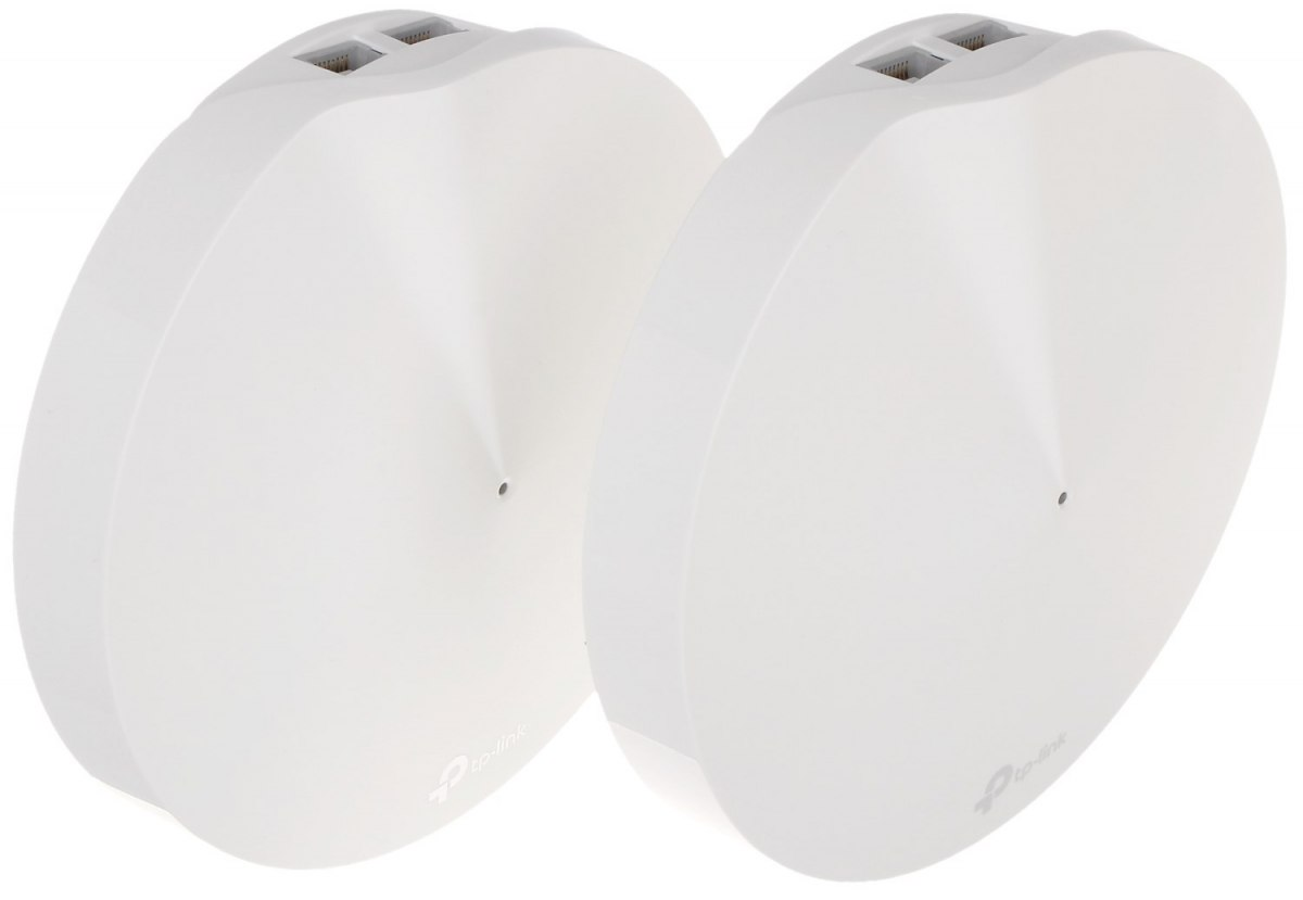 DOMOWY SYSTEM WI-FI TL-DECO-M9-PLUS(2-PACK) 2.4 GHz, 5 GHz 400 Mb/s + 867 Mb/s TP-LINK