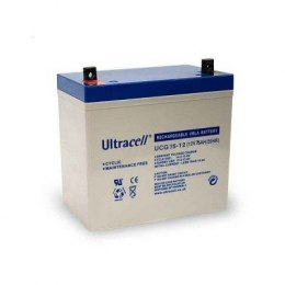Akumulator AGM ULTRACELL UCG 12V 75AH