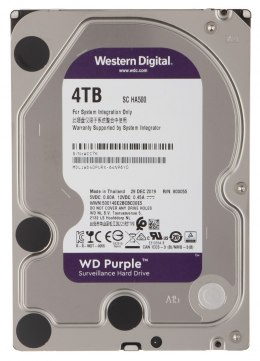 DYSK DO REJESTRATORA HDD-WD40PURX 4TB 24/7 WESTERN DIGITAL