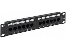 PATCH PANEL RJ-45 PP10-12/RJ 10 ""